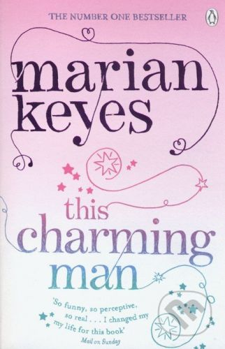 XXL obrazek Penguin Books This Charming Man - Marian Keyes