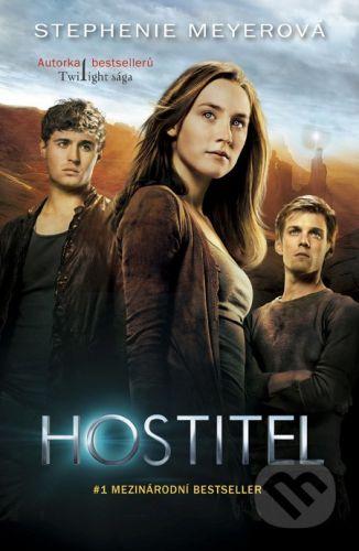 Stephenie Meyer: Hostitel - filmová obálka cena od 323 Kč
