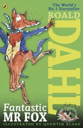 Dahl Roald: Fantastic Mr Fox cena od 179 Kč
