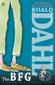 Puffin Books The BFG - Roald Dahl cena od 249 Kč