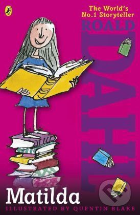 Puffin Books Matilda - Roald Dahl cena od 0 Kč
