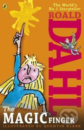 Dahl Roald: Magic Finger cena od 161 Kč