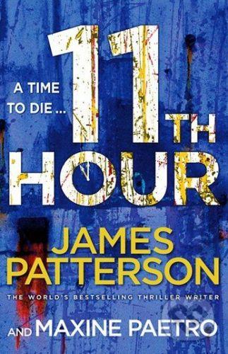 Patterson James: 11th Hour (ee) cena od 283 Kč