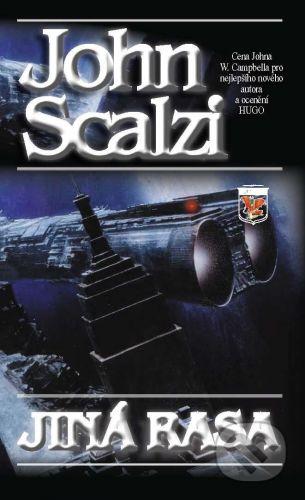 John Scalzi: Jiná rasa cena od 209 Kč