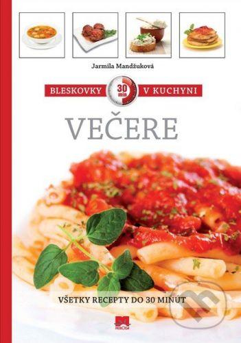 Jarmila Mandžuková: Večere cena od 219 Kč