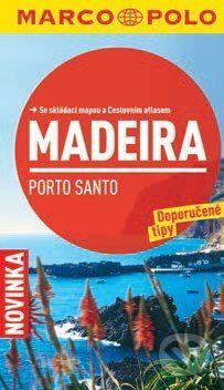 Madeira - Průvodce se skládací mapou cena od 149 Kč