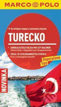 Turecko - Průvodce se skládací mapou cena od 110 Kč