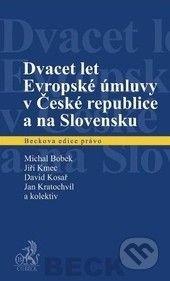 David Kosař: Dvacet let Evropské úmluvy v České republice a na Slovensku cena od 414 Kč