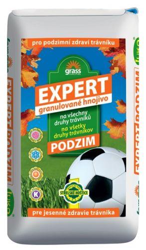 Forestina GRASS Trávníkové hnojivo EXPERT PODZIM 25 kg