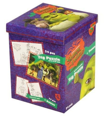 EFKO Shrek Big cena od 99 Kč