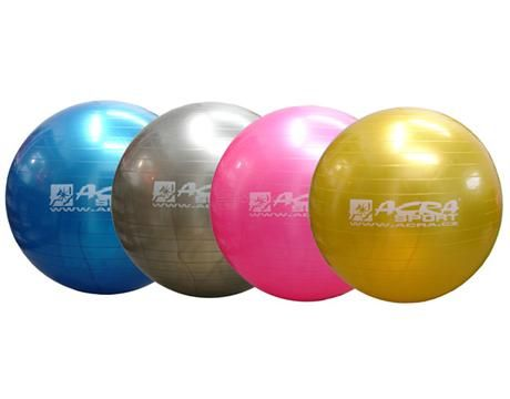 Acra míč gymnastický 650 mm