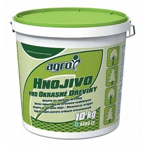 AGRO Hnojivo pro okrasné dřeviny 10 kg