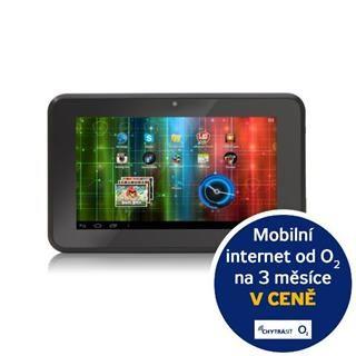 PRESTIGIO PMP7170B3G 4 GB cena od 0 Kč