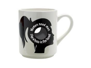 PALADONE Shaped Shaped Mug Women cena od 252 Kč