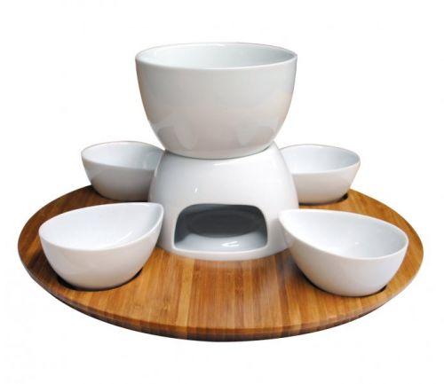 Toro Fondue keramika 6 ks cena od 299 Kč