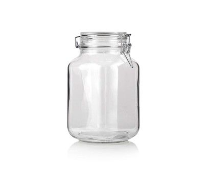 VETRO-PLUS Hermetická dóza 2 l skleněné víčko cena od 117 Kč