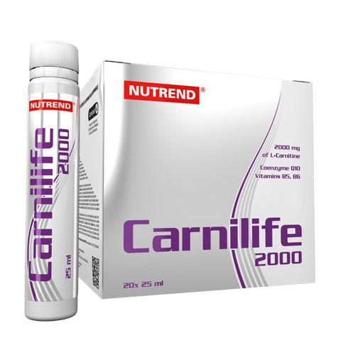 Nutrend Carnilife 2000, 20X25 ml