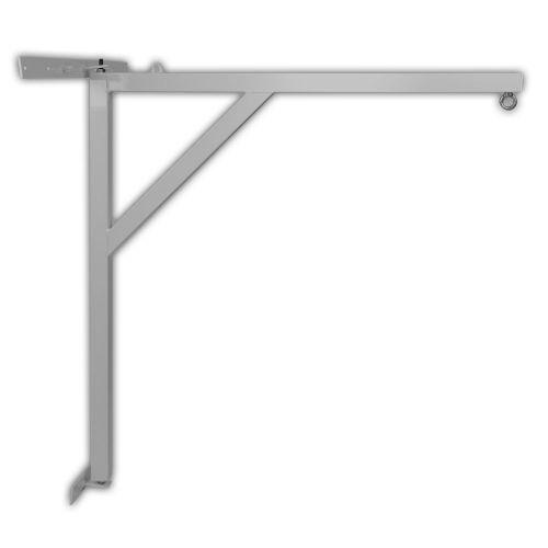 Insportline Nástěnný držák šibenice 76 x 76 cm