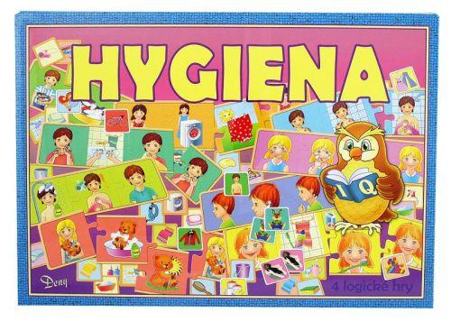 Rappa hra Hygiena cena od 67 Kč