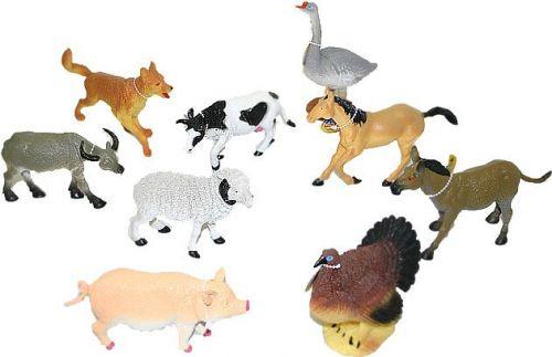 Rappa zvířata domácí 14-17 cm cena od 37 Kč