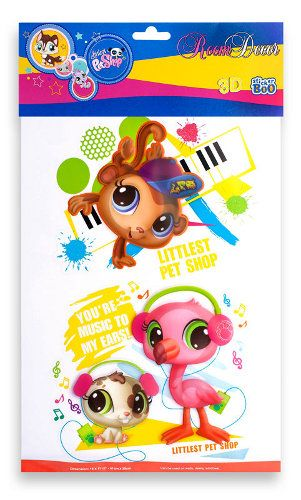 Rappa Littlest Pet Shop 0687871 cena od 125 Kč