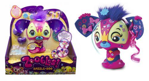 Rappa ZOOBLES Dazzle - Doo dekorační cena od 0 Kč