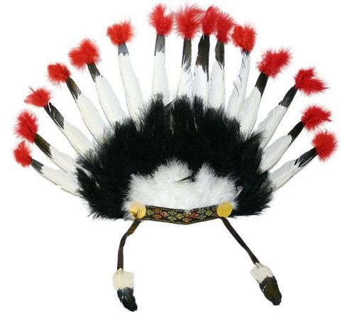 Rappa čelenka indiánská cena od 99 Kč