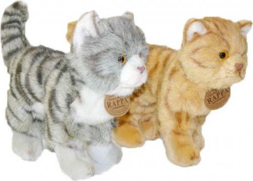 Rappa plyšová kočka 18 cm stojící cena od 0 Kč