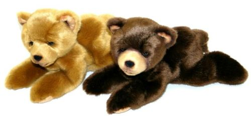 Rappa plyšový medvěd 15 cm ležící cena od 188 Kč
