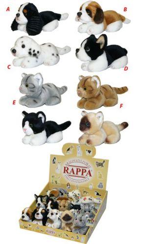 Rappa plyšoví psi a kočky 0450318 cena od 151 Kč