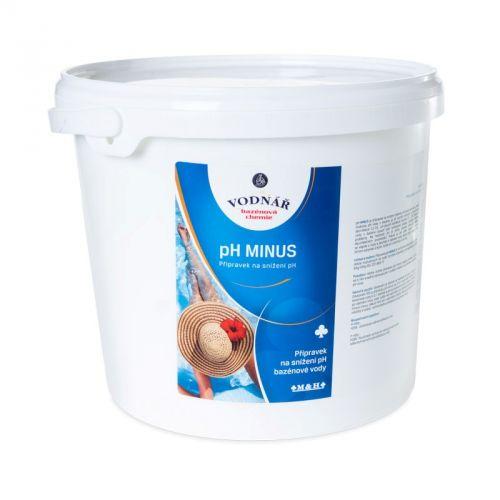 Vodnář pH minus 15 kg