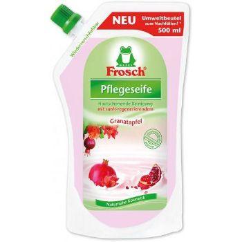 Frosch tekuté mýdlo granátové jablko náhradní náplň 500 ml