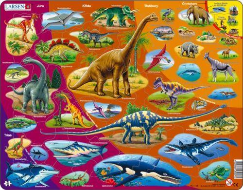 LARSEN Dinosauři