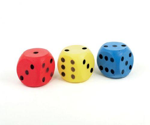 FRABAR soft kostka s puntíky 1-6 cena od 211 Kč