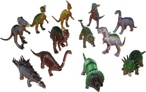 Rappa dinosaurus 21 cm cena od 35 Kč