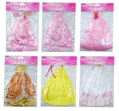 Rappa šaty pro panenku cena od 44 Kč