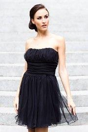 Angelika elegantní krátké šaty