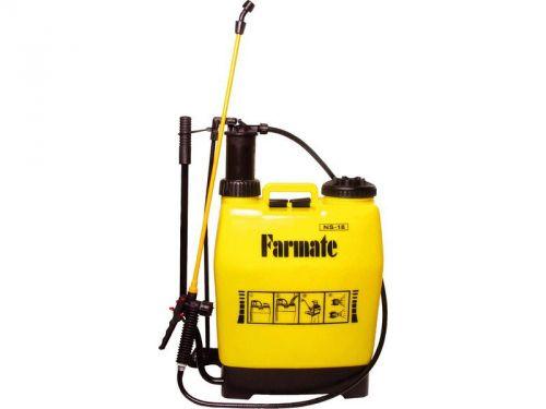 EXTOL CRAFT Postřikovač tlakový zahradní s průběžným pumpováním 18 l