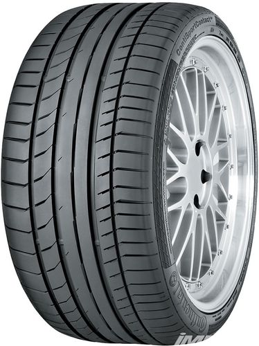 Continental SportContact 5 SUV 255/50 R19 107W