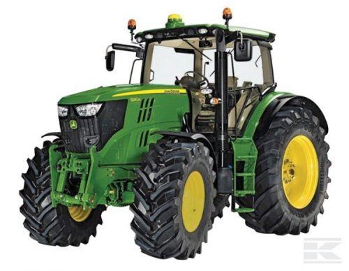 SIKU Traktor JOHN DEERE 6210R cena od 630 Kč