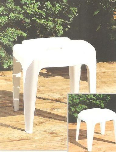 BB Zahradní stolička plastová CALIPSO