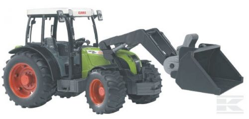 BRUDER Traktor Claas Nectis 267 s čelním nakladačem cena od 529 Kč