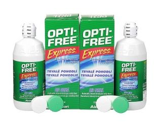 Alcon Roztok OPTI-FREE Express 2 x 355 ml