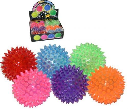 Rappa míček špičatý 6,5 cm se světlem cena od 0 Kč