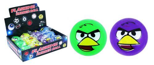 Rappa míček se světlem Funny pták cena od 24 Kč