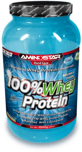 Aminostar 100% Whey Protein 1000 g