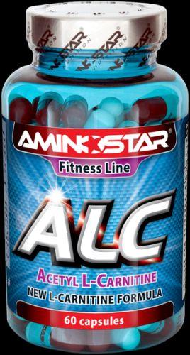 Aminostar ALC - Acetyl L-Carnitine 60 kapslí