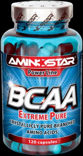 Aminostar BCAA Extreme Pure 120 kapslí