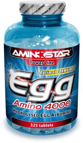 Aminostar EGG Amino 4000 - 325 tablet