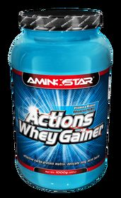 Aminostar Whey Gainer Actions 7000 g